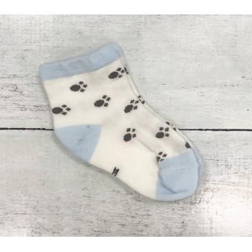 Su pėdutėmis kojinytės