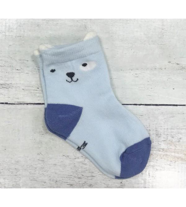 Melsvos mielos kojinytės