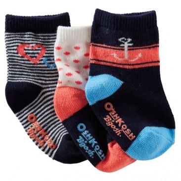 Kojinės, 3 poros
