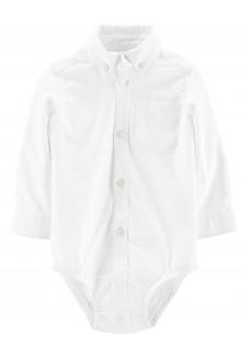 Carter's marškinėliai- smėlinukas ilgomis rankovėmis