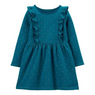 Carter's šilta suknelė