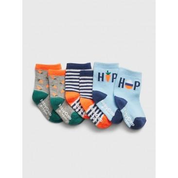 Vaikiškos kojinės, 3 poros