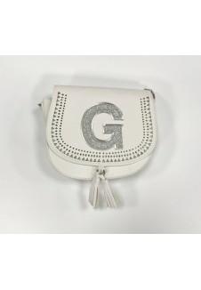 Mini rankinė su G raidele