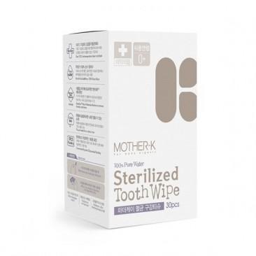 Dantų ir dantenų servetėlės