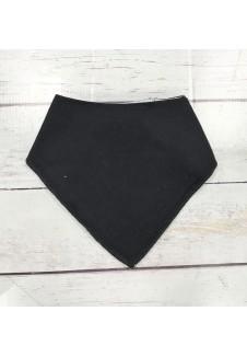 Kaklaskarė kūdikiui juoda pašiltinta