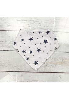 Kaklaskarė su žvaigždutėmis