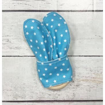 Mėlynas kramtukas - ausytės