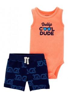 """Carter's komplektukas berniukui """"Cool dude"""""""