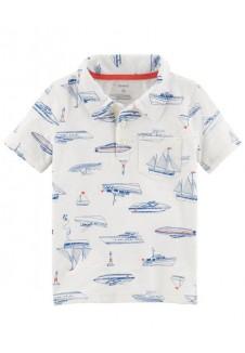 Polo marškinėliai berniukui