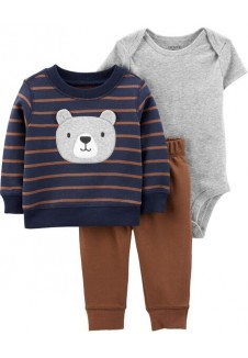 "Carter's komplektukas berniukui ""Little Bear"""