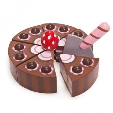 Medinis šokoladinis tortas