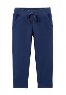 Carter's mėlynos pašiltinos kelnės