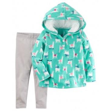 Carter's komplektukas su džemperiu mergaitei