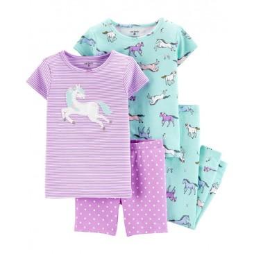 Carter's medvilninė pižama mergaitei