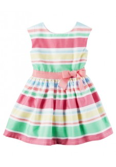Carter's puošni suknelė mergaitei