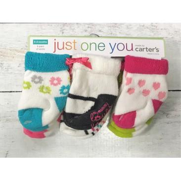Vaikiškos kojinės, 6 poros