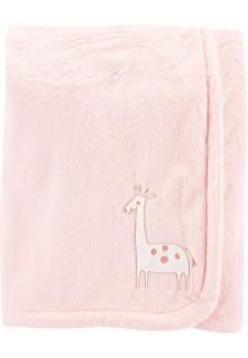 Carter's rožinis pledas