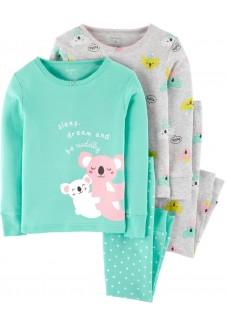 Carter's pižamos mergaitėms, 2vnt.